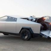 Tesla Cybertruck: El PICKUP eléctrico