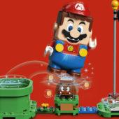 LEGO y Nintendo desarrollan sets interactivos de Super Mario