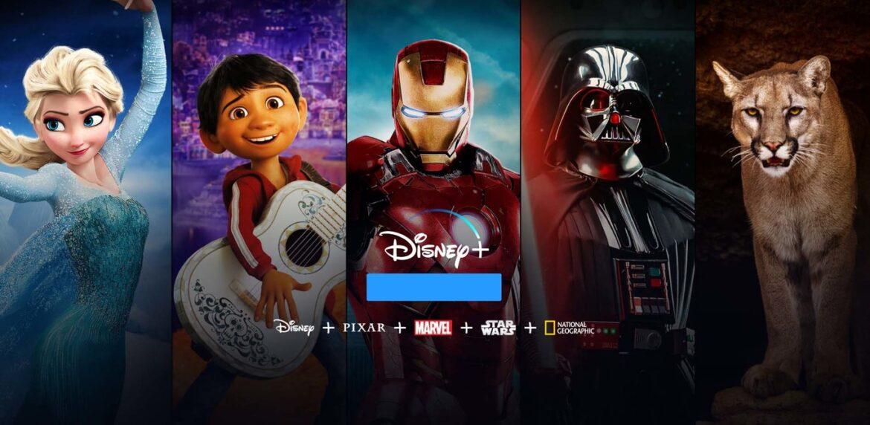 Disney + llega a México en noviembre