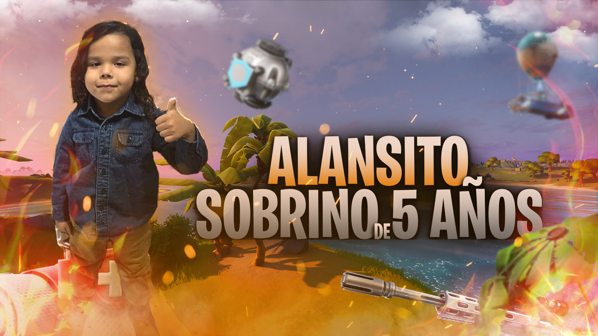 Alansito Fortnite