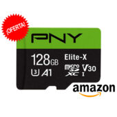 MicroSD en oferta disponible en Amazon
