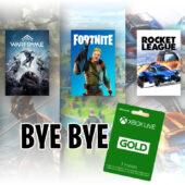 Ya puedes jugar Fortnite y Warzone sin pagar Xbox Live Gold en México